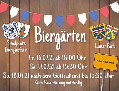 Biergärten Vol. 2 in Heimbach-Weis